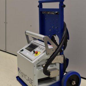 Mobile Laser System The LightCase