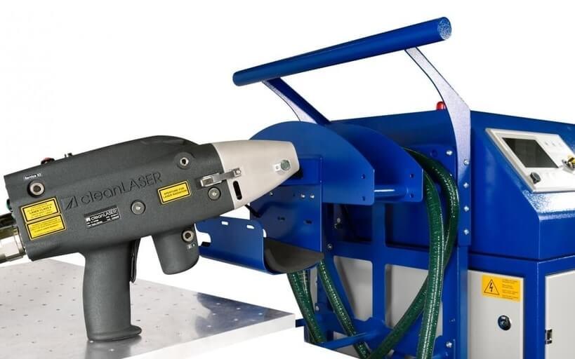 Handheld Laser Cleaner