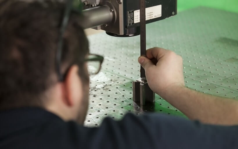 Laser Lab Testing Applications Customization