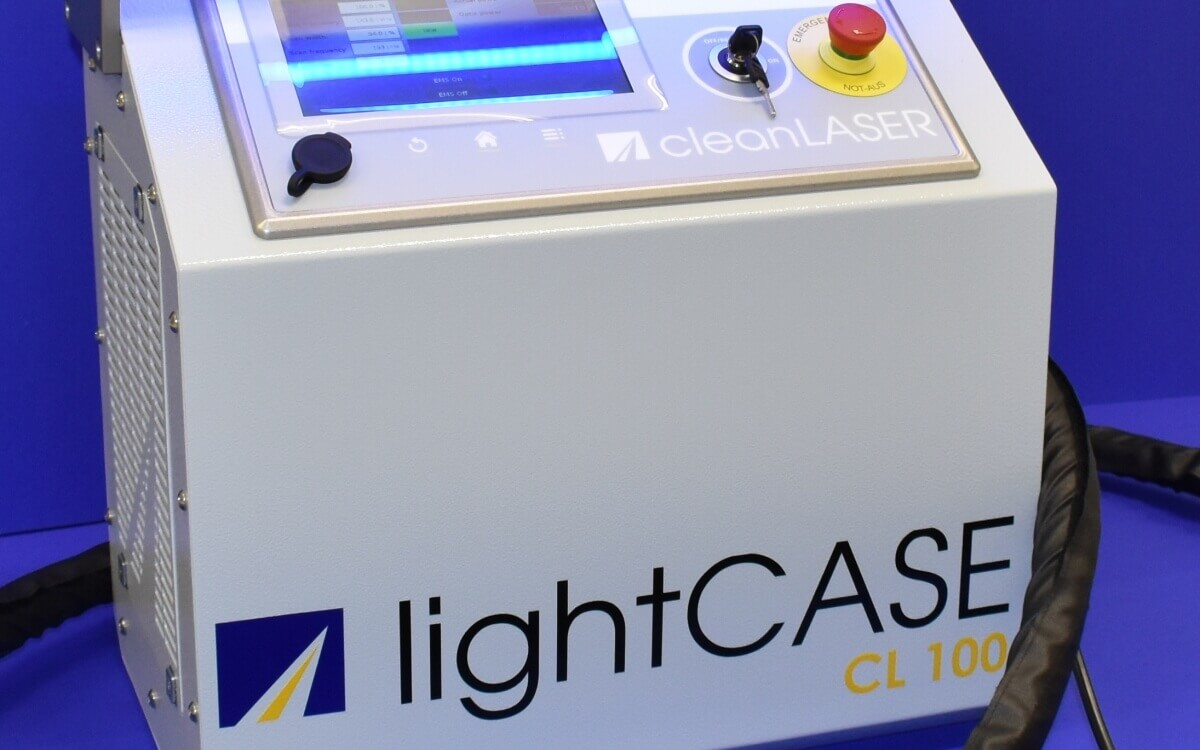 Our Mobile Laser System The LightCase