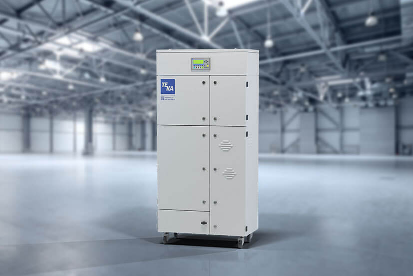 Impact Fume Extraction Filter Unit Purchase